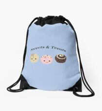Sweets and Treats Drawstring Bag