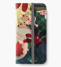 Relaxed In Jungle iPhone Wallet/Case/Skin