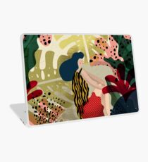Relaxed In Jungle Laptop Skin