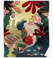 Détendu Dans La Jungle Poster