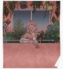 Urban Garden Poster