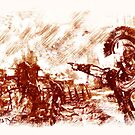 Centurions of the Roman Army by romansart