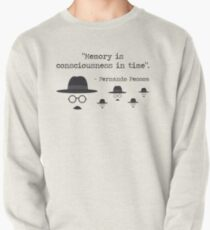 Fernando Pessoa Quotes | Writer and Poets Gift T-Shirt Pullover