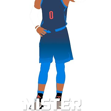 Westbrook Mr Triple-Double by nbagradas