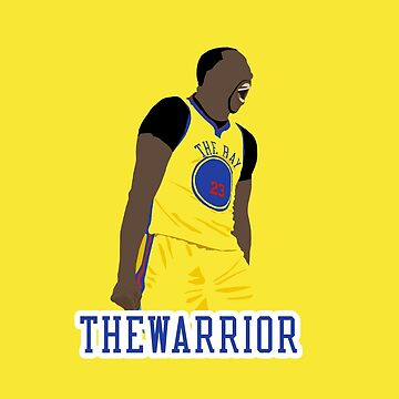 Draymond Green the Warrior by nbagradas
