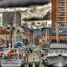 City Wharf by Murray Swift
