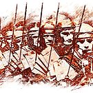 Ancient Rome - Roman soldiers by romansart