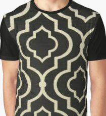 moroccan gold & black Graphic T-Shirt