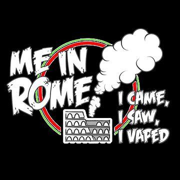 Vape in Rome  by 2vape
