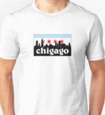 Chicago Flag Patagonia Unisex T-Shirt