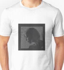 Noir window Unisex T-Shirt