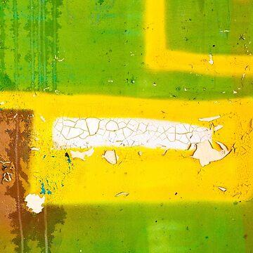 Peeling Paint Art - 3 by heidipics