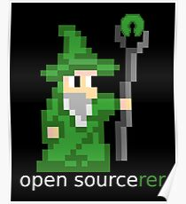 Open Sourcerer Poster