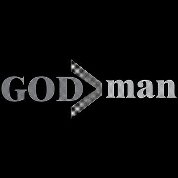 God is greater than man! by identiti