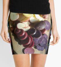 Potato Rainbow Mini Skirt