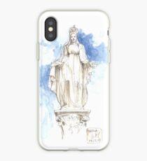 Madonna de Anagni iPhone Case