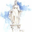 Madonna de Anagni by Emurzeau