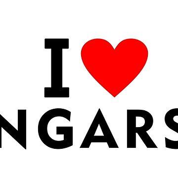 I love Angarsk city by tony4urban