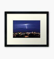 Thunder Bay Framed Print