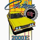 Ford Cortina 2000E by Steve Harvey