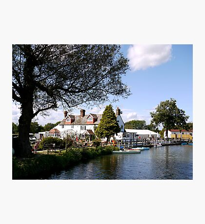 The Anchor Inn Photographic Print