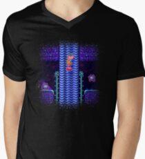 Princess Cave Men's V-Neck T-Shirt