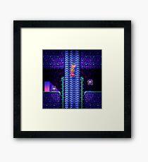 Princess Cave Framed Print