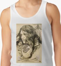 """Abduction of Persephone"" section 2 of diptych Tank Top"