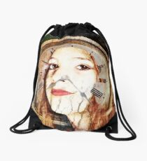 TimeTravel Drawstring Bag