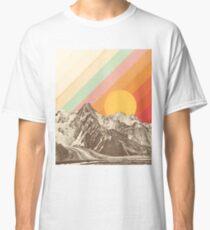Berglandschaft # 1 Classic T-Shirt