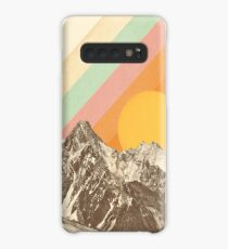 Mountainscape #1 Case/Skin for Samsung Galaxy
