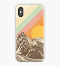 Mountainscape #1 iPhone Case