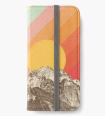 Mountainscape #1 iPhone Wallet/Case/Skin