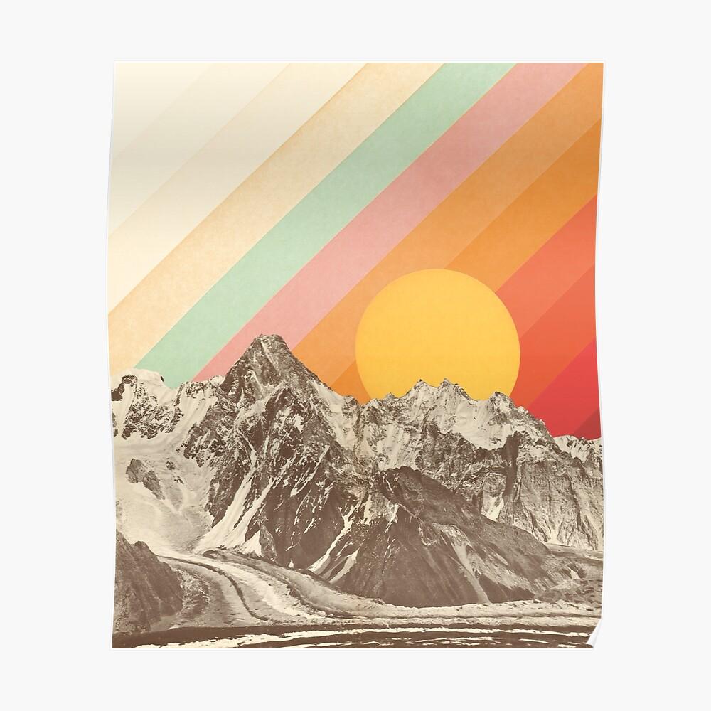 Mountainscape #1 Poster