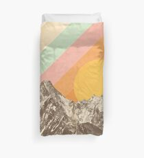 Mountainscape #1 Duvet Cover