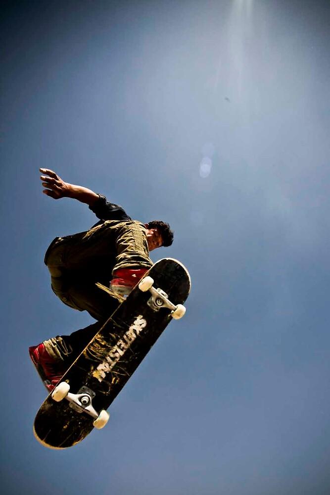 Skateistan by Jacob Simkin