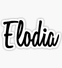 Hey Elodia buy this now Sticker