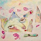 Milk Bath with Roses by JennAshton