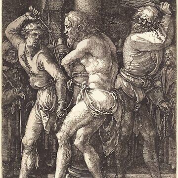 Albrecht Dürer or Durer The Flagellation by wetdryvac
