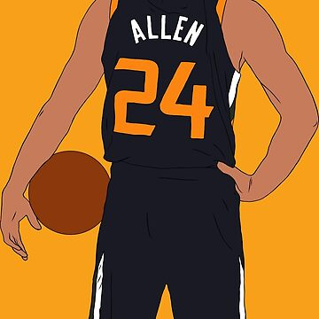 Grayson Allen Jazz by RatTrapTees