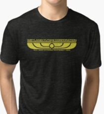 The Weyland-Yutani Corporation Wings Tri-blend T-Shirt