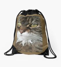 Maine Coone Drawstring Bag