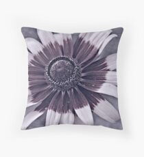 Flower Who ! ! ! Throw Pillow