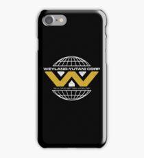 The Weyland-Yutani Corporation Globe iPhone Case/Skin