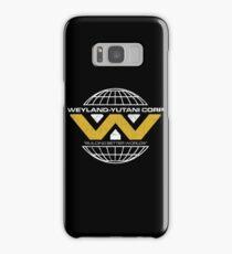 The Weyland-Yutani Corporation Globe Samsung Galaxy Case/Skin