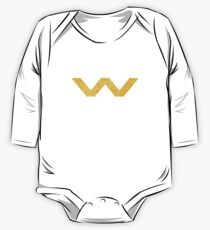 The Weyland-Yutani Corporation Globe One Piece - Long Sleeve