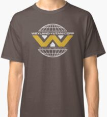 The Weyland-Yutani Corporation Globe Classic T-Shirt