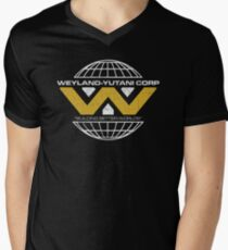 The Weyland-Yutani Corporation Globe T-Shirt