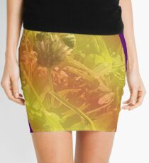 Golden bee Mini Skirt