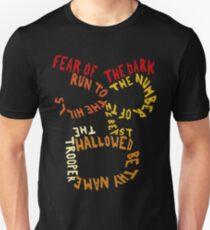 Iron Maiden - Songs Unisex T-Shirt